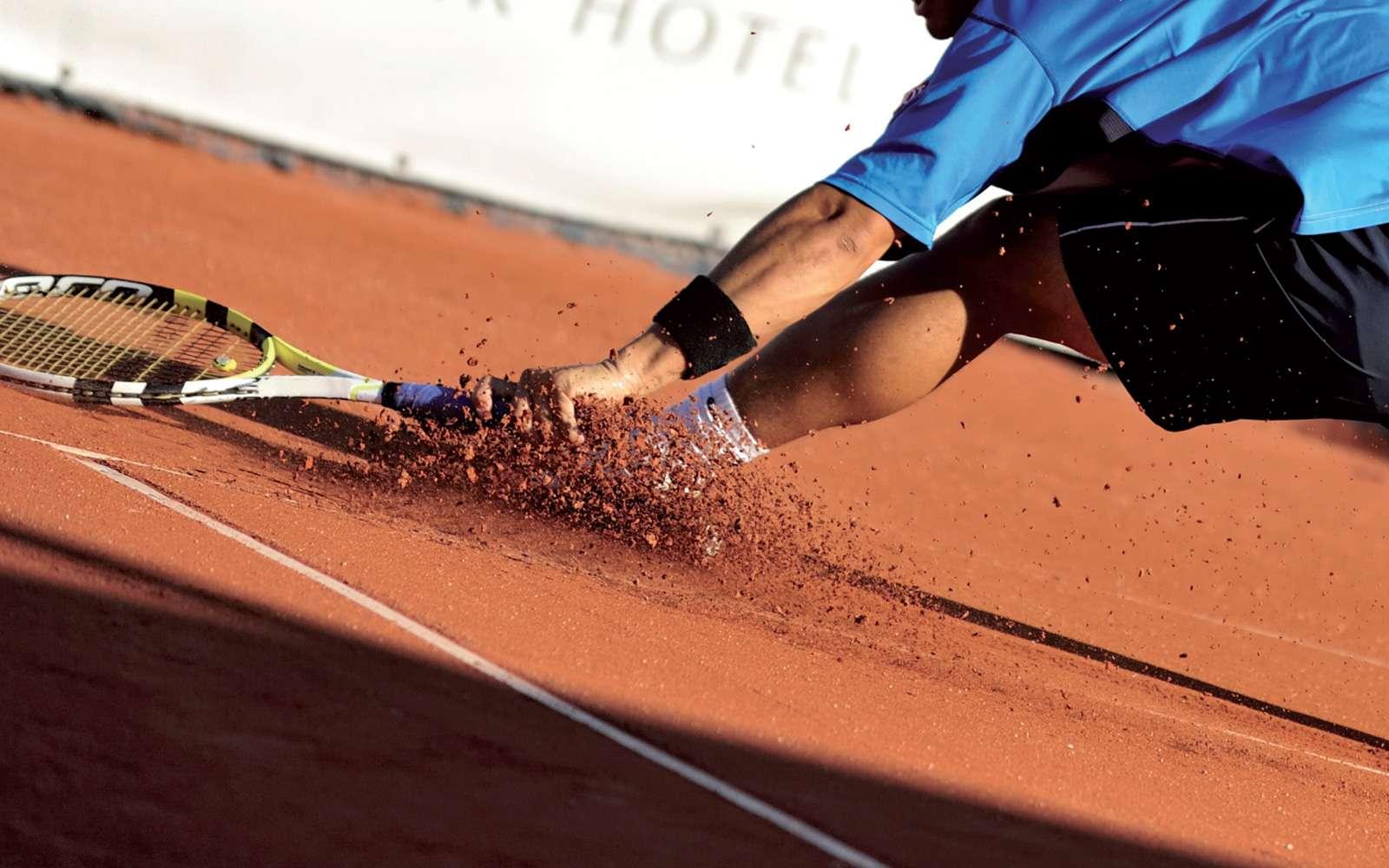 Terra battuta tennis
