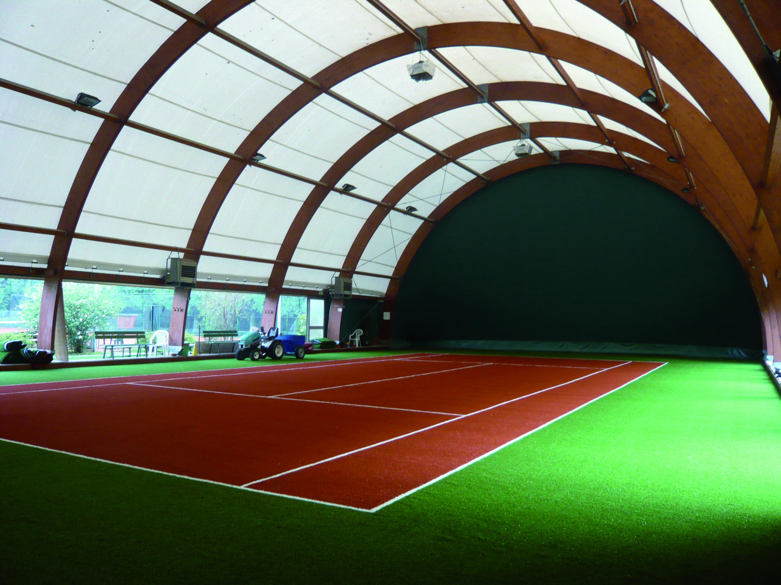 Sartori srl impianti sportivi tennis